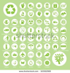 Recycle Icons Stock Photos, Images, & Pictures | Shutterstock