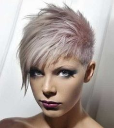 30  Super Short Hair Styles 2015 – 2016 | http://www.short-haircut.com/30-super-short-hair-styles-2015-2016.html