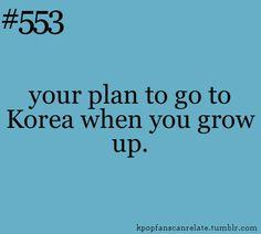 Saving up for next year!! #korea