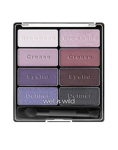 Wet N' Wild Eyeshadow Collection in Petal Pusher - here's a better pic. Can't wait to buy it!