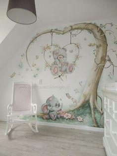 Pokojicek Baby Bedroom, Baby Room Decor, Girls Bedroom, Bedroom Decor, Girl Nursery, Girl Room, Baby Zimmer, Kids House, Kids Furniture