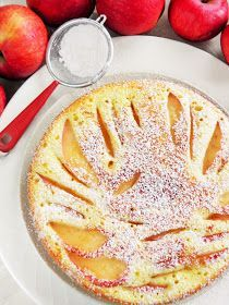 Co powiedzielibyście na ciasto, którego się nie piecze, a smaży? Wpadłam na ten pomysł z lenistwa, bo choć pora jeszcze wczesna, nie chce m...