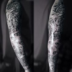 Biomechanichal full sleeve
