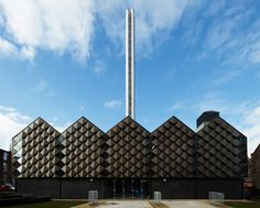 Heating Infrastructure Building / Levitt Bernstein Associates