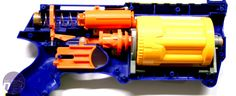 hehehe make it pretty and more powerful - for the office nerf gun