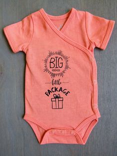 1757d734de8 Check out our new line of PREEMIE Onesies! They make perfect gifts for NICU  babies
