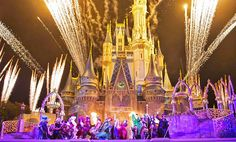 """Mickey's Not-So-Scary Halloween Party is on at Magic Kingdom Park, and with it, the new stage show """"Hocus Pocus Villain Spelltacular!"""" It's been 22 years since the wicked Sanderson Sisters materialized in the 1993 film """"Hocus Pocus. Disney World Resorts, Walt Disney World, Disney World News, Disney Parks Blog, Disney Disney, Disney Vacations, Walt Disney Orlando, Disney Halloween, Scary Halloween"""