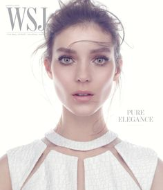 Kati Nescher by Mikael Jansson for WSJ Magazine March 2013.