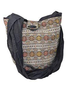 NORBOO   Hobo Bucket Bag - Black