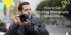 get more wedding photography clients