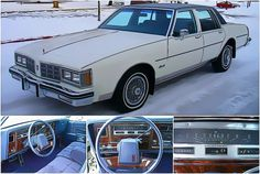 1983 Oldsmobile Delta 88 Royale Brougham Sedan Cool Car Pictures, Car Photos, Car Pics, Chevy, Chevrolet, Ad Car, The Golden Years, Old School Cars, Road Runner