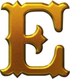 DO OUTRO LADO DOS MEUS SONHOS... : alfabeto 5 Graffiti Lettering Fonts, Lettering Design, Typography, Alphabet For Kids, Alphabet And Numbers, Purple Unicorn, Alphabet Design, Gold Letters, Decoupage
