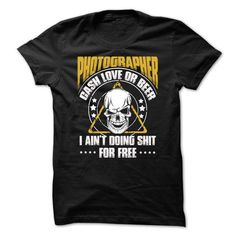 Awesome Photographer T Shirts, Hoodies. Check price ==► https://www.sunfrog.com/Hobby/Awesome-Photographer-Shirt-41492248-Guys.html?41382 $22