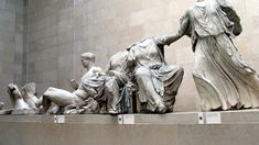 Culture Minister Aristides Baltas decided that Athens will no longer claim the return of the Parthenon sculptures presuming that Greece could lose in court