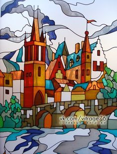 images of castles with stained glass - Google Search