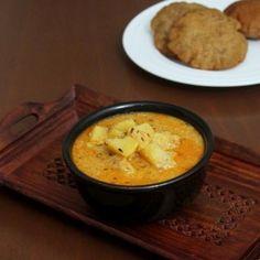 Dahi Aloo Recipe for vrat, Fasting | How to make Dahi Aloo