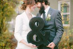 Modern Fall Nature Center Wedding: Molly + Zack | Green Wedding Shoes Wedding Blog | Wedding Trends for Stylish + Creative Brides