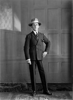 Dapper in the 1930s