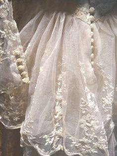 ♕ dreamy lace/ tule