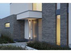 Verblender / Keramik Klinker K641-LDF / Klinker / Fassade / hellgrau