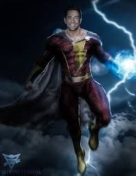 is a movie starring Zachary Levi, Mark Strong, and Asher Angel. We all have a superhero inside us, it just takes a bit of magic to bring it out. In Billy Batson's case, by shouting out one word - SHAZAM. Marvel Comics, Marvel Dc, Alter Ego, Shazam Movie, Captain Marvel Shazam, Free Tv Shows, Zachary Levi, Comics Universe, Movies 2019