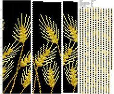 30 around bead crochet rope pattern Crochet Bracelet Pattern, Crochet Beaded Bracelets, Bead Crochet Patterns, Bead Crochet Rope, Bracelet Patterns, Beaded Jewelry, Handmade Jewelry, Beaded Crochet, Loom Beading
