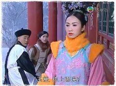Gigi Lai & Bowie Lam  in 2004 Hong Kong TV period drama series War & Beauty.