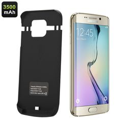 Wholesale Samsung Galaxy S6 Edge External Battery Case From China