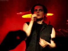 If you marry me, would you burry me? Would you carry me to the end? - gerard-way Photo