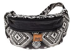 Beautiful belt bag / bumbag / fannypack in beautiful graphic pattern  www.aviimade.com http://aviimade.com