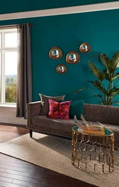 Image result for teal bathroom paint