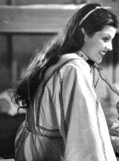 Rita Hayworth aged 18 in Paddy O'Day