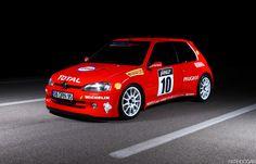 Peougeot 106 Rallye