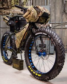 Multicam Mountain Bike