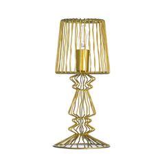petite lampe filaire dorée http://www.serendipity.fr/petite-lampe-filaire-doree/8-2838/p