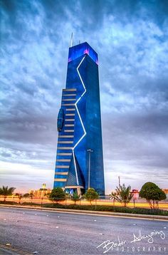 Riyadh: Al-Nakheel (palms) tower - Riyadh >> Explores our Deals!
