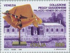 Italian museums: Palazzo Venier dei lions in Venice