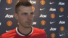 Morgan Schneiderlin's first interview as Manchester United player - Official Manchester United Website Man Utd News, Manchester United Players, Interview, Premier League Champions, European Cup, Europa League, Red Shirt, Football Team, The Unit