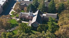Morris Chapel University Of The Pacific, College Basketball, Mansions, House Styles, College Basket, Manor Houses, Villas, Mansion, Palaces