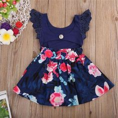Newborn baby dress are high quality, comfortable and are all oh-so-cute! Baby Outfits, Newborn Girl Outfits, Girls Summer Outfits, Little Girl Outfits, Little Girl Fashion, Little Girl Dresses, Toddler Outfits, Kids Outfits, Kids Fashion