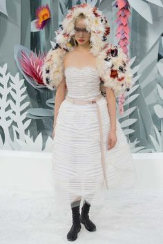 Chanel Haute Couture Spring Summer 2015