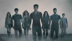Image result for tyler posey and dylan o'brien shirtless