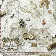 Pirates Map
