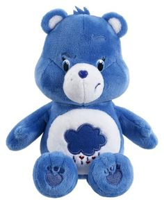 Care Bear Grumpy