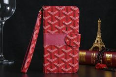 Goyard Samsung Galaxy Edge Case Wallet Purple [IPP - Goyard Samsung Galaxy Edge Case Wallet Purple - Designed for the Samsung Galaxy Edge. - Wallet case gives full protection - Magnetic Lock Design Samsung Galxy, S7 Edge, Galaxy S7, Wallet, Purple, Cover, Red, Phone, Pocket Wallet