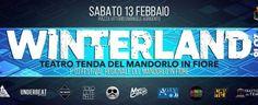 #Agrigento, #Winterland: La Notte del Mandorlo