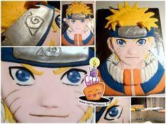 Gateau Naruto Naruto Cake