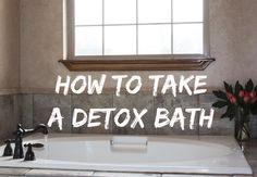 Lauryncakes   Style & Beauty: Detox Bath DIY