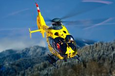 EC 135 Eurocopter Christophorus, Austrian SAR (Search and Rescue) Helicopter