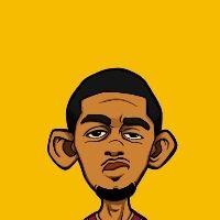 卡通可爱 NBA球员qq头像_明星头像_QQ魔法师